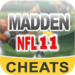 Cheats for Madden NFL 11